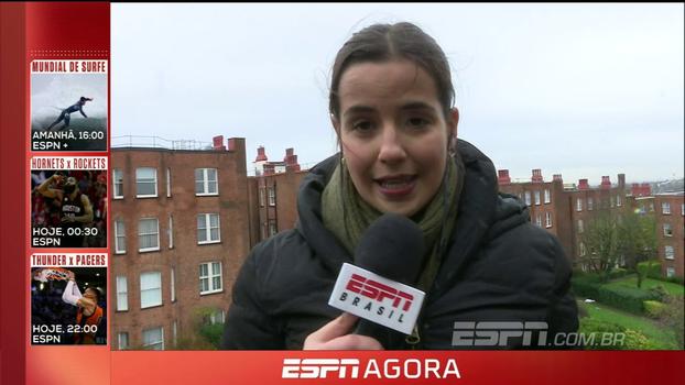 Questão de educação ou comemoração: Natalie Gedra repercute discussão de Mourinho com atletas do City