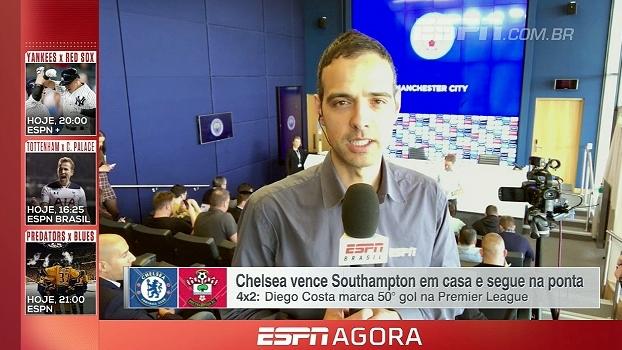 Segue o líder! João Castelo Branco repercute a vitória do Chelsea e a perseguição do Tottenham