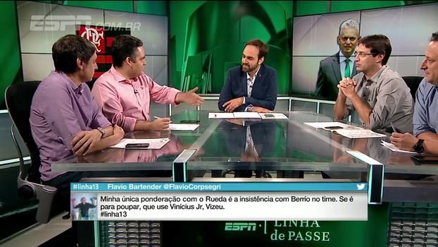Bertozzi aprova atuação do Atlético-MG contra o São Paulo e comenta possibilidade da volta de Cuca