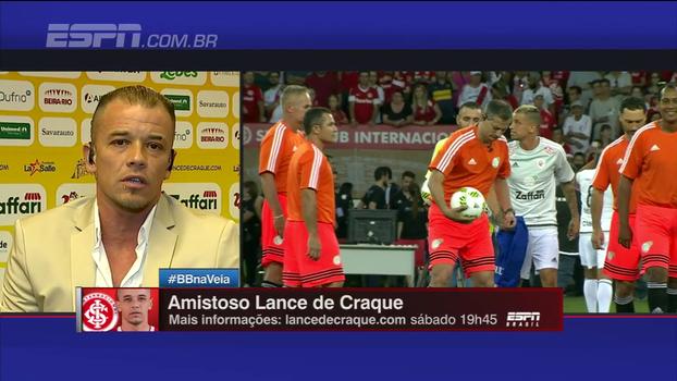D'Alessandro revela sua ligação com o Brasil, sendo possivelmente o maior argentino de nosso futebol