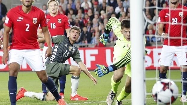 Assista aos gols da vitória da Alemanha sobre a Noruega por 3 a 0
