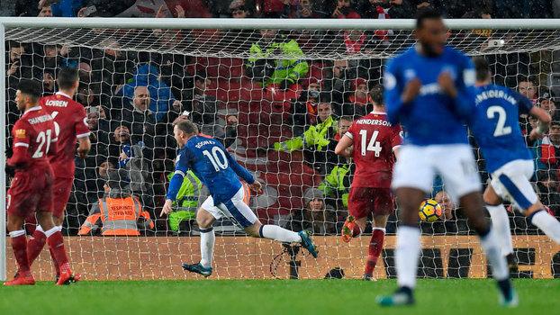 Premier League: Melhores momentos de Liverpool 1 x 1 Everton