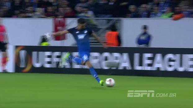 Hoffenheim bate Istanbul Basaksehir e segue vivo no grupo C da Europa League