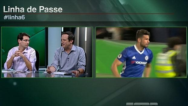 Gian explica situação de Diego Costa: 'Muito improvável que ele jogue no Brasil'
