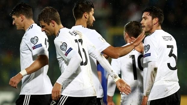 Eliminatórias Europeias: Gols de San Marino 0 x 8 Alemanha