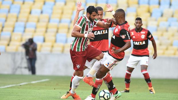 Brasileiro: Gols de Flamengo 1 x 1 Fluminense