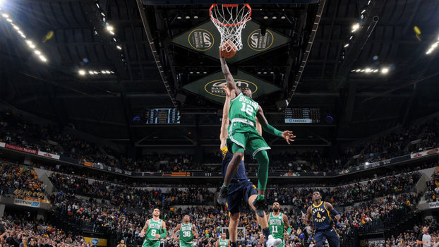 NBA: Lances de Indiana Pacers 111 x 112 Boston Celtics