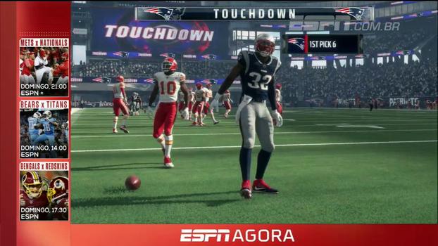 NFL Madden 18, duelo de invencíveis no Clash Royale... saiba de tudo que está acontecendo no mundo dos eSports
