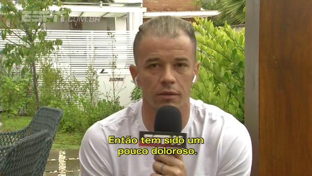D'Alessandro não vai assistir à final da Libertadores: 'Nosso momento no Inter não é bom para falar'