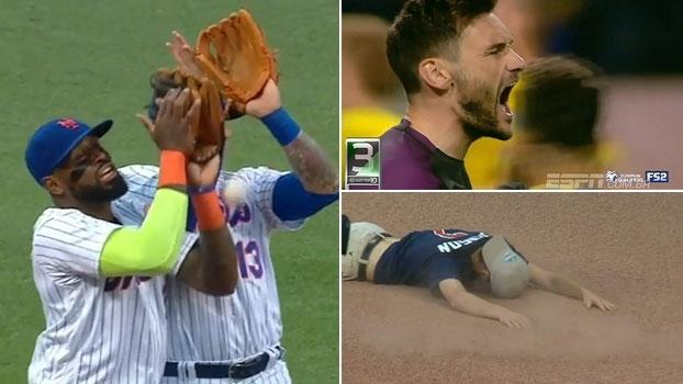 Dia dos namorados na MLB, Lloris aloprado e muito mais com Rômulo Mendonça no Not Top10