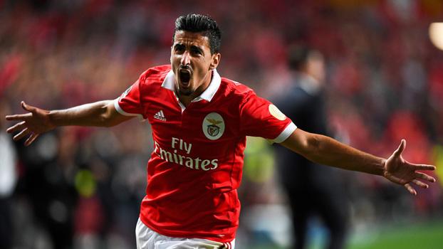 Assista aos gols da vitória do Benfica sobre o Portimonense por 2 a 1!