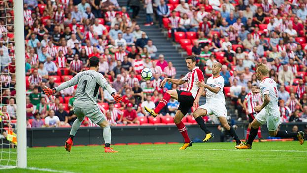 Sevilla é derrotado pelo Athletic Bilbao e pode perder vice-liderança de LaLiga