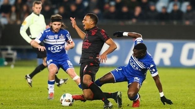 Veja os gols do empate entre Bastia e Nice por 1 a 1