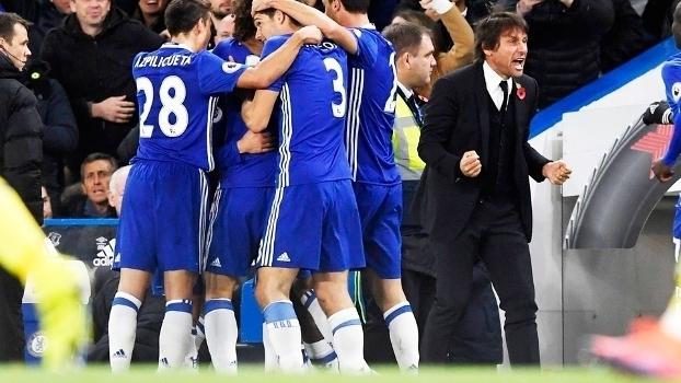 Premier League: Melhores momentos de Chelsea 5 x 0 Everton