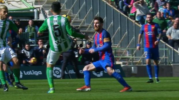 Com risadas no Instagram, Neymar ironiza 'gol fantasma' do Barcelona
