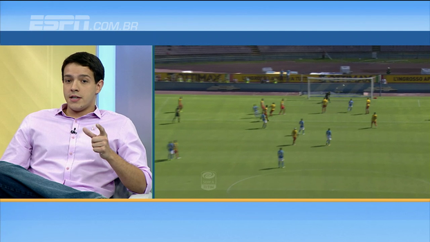 Rafa Oliveira cita Napoli de Sarri para criticar futebol brasileiro: 'Poucos times têm a cara do técnico'