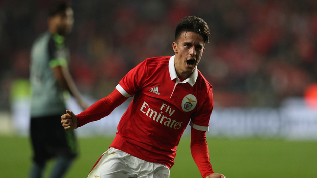Veja os gols de Benfica 2 x 0 Vitória de Setúbal