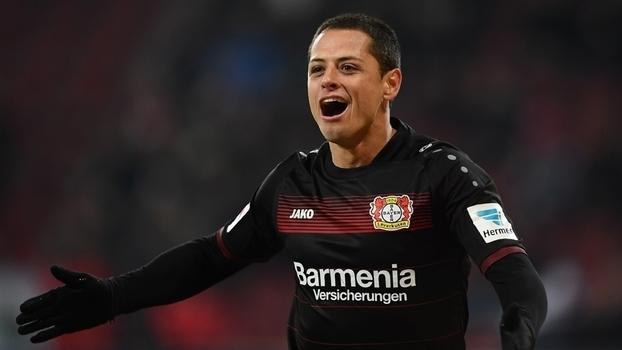 Confira lances de Javier Hernandez, novo atacante do West Ham