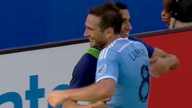 Em reencontro com Drogba, Lampard faz gol bizarro, Villa deixa o dele e o NY City vence o Montreal