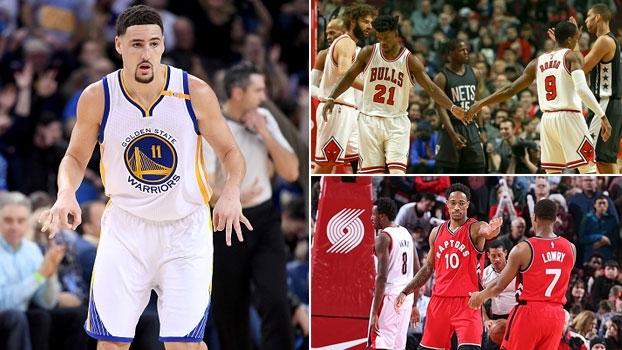 Clube dos 50, futuro dos Bulls e potencial dos Raptors no 'NBA Countdown Brasil'