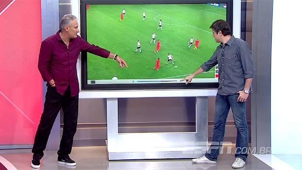 dba1ef4e47 Aula tática! Tite explica comportamento do Corinthians nos gols do ...