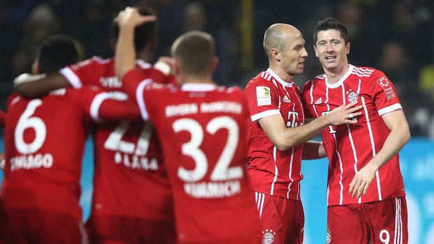 Bundesliga: Gols de Borussia Dortmund 1 x 3 Bayern de Munique
