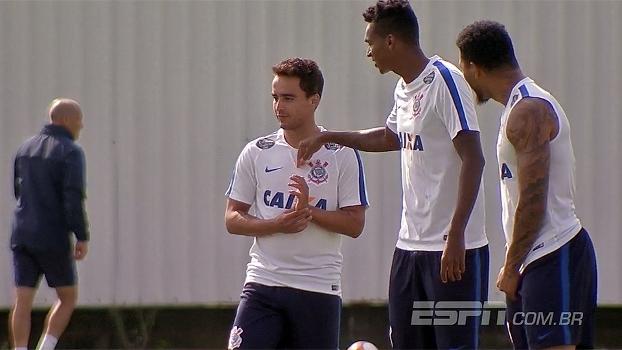 Apelidado de 'pé-de-pelica', Jadson retorna ao Corinthians e vê grupo atual com qualidade