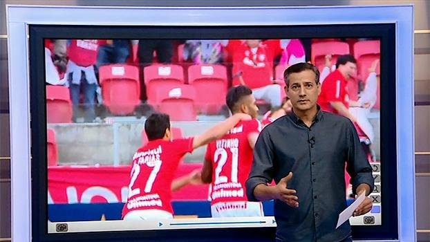 Salvio diz que Inter quebrou acordo sobre fair play e absolve Ricardo Marques: 'Não pode colocar na conta do árbitro'