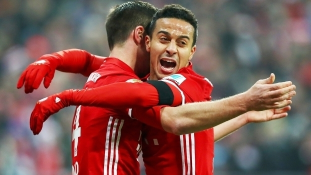 Bundesliga: Gols de Bayern de Munique 3 x 0 RB Leipzig