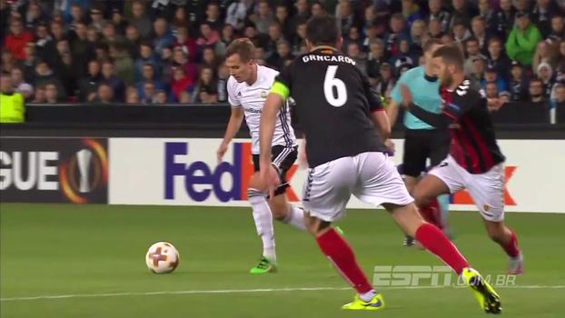 Assista aos gols da vitória do Rosenborg sobre o Vardar por 3 a 1!