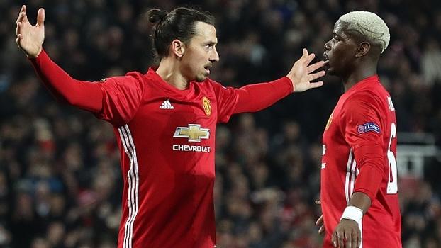 Europa League: Gols de Manchester United 3 x 0 Saint Étienne
