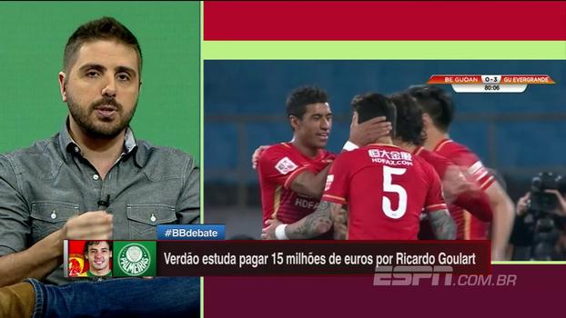 Crescimento de 90% em três anos: BB Debate fala sobre parceria entre Crefisa e Palmeiras