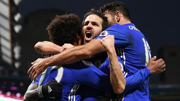 Premier League: Melhores momentos de Chelsea 4 x 2 Stoke City