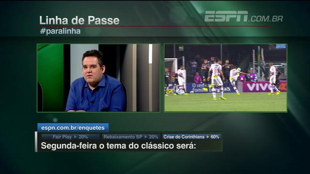 Bertozzi se diz curioso para ver como Rodrigo Caio e Jô vão se enfrentar: 'Pode definir muito como será o jogo'