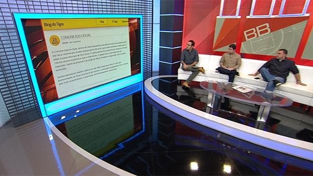 Criciúma admite proposta, e Gustavo está próximo de um acerto com o Corinthians
