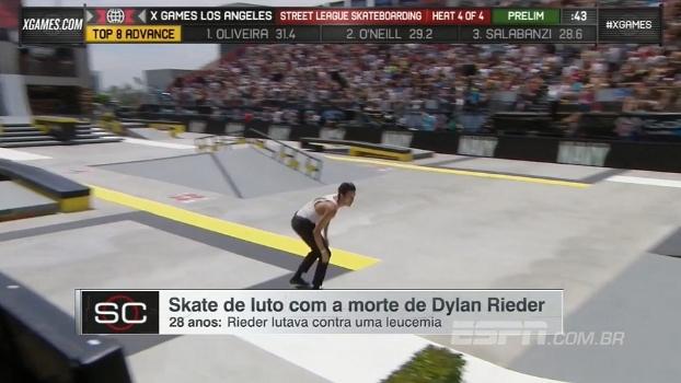 Skatista Dylan Rieder morre aos 28 anos