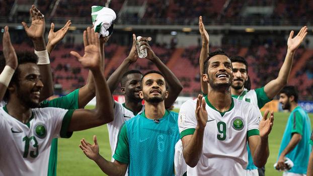 Assista aos lances da vitória da Arábia Saudita sobre o Japão por 1 a 0!