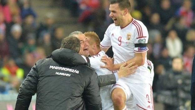 Eliminatórias Euro-2016: Melhores momentos de Noruega 0 x 1 Hungria