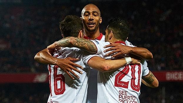LaLiga: Gols de Sevilla 2 x 0 Eibar