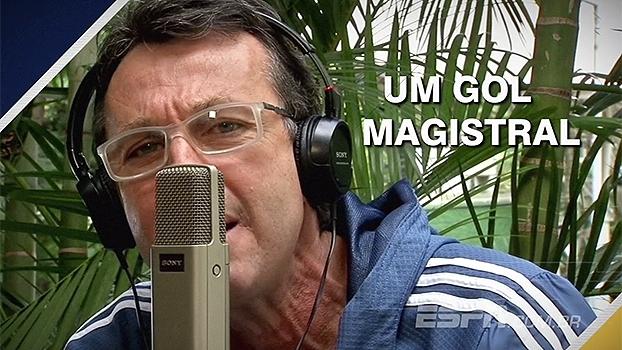 Um gol magistral! Há 25 anos, Neto marcava gol antológico contra o Flamengo
