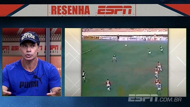Túlio elogia Felipão e lembra de instruções: 'Vai lá e faz seu jogo, o resto eu tomo conta'