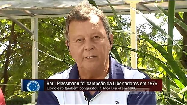 Raul Plassmann prevê início difícil para o Cruzeiro no Brasileiro, mas crê em reação do clube