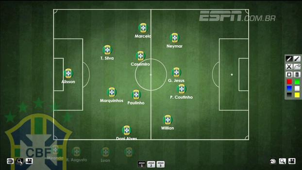 Marra analisa diferença entre 1º e 2º tempo da seleção brasileira contra o Equador
