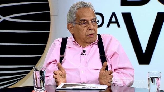 'Peguei o Vasco com R$ 700 milhões de dívida', diz Eurico Miranda