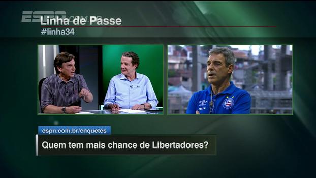 Mauro Cezar levanta números de Carpegiani e elogia: 'Transformou o Bahia'