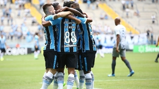 Gaúcho: Gols de Grêmio 5 x 0 Veranópolis