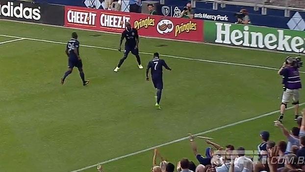 Sporting Kansas City vencem com tranquilidade Minnesota United por 3 a 0