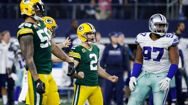 NFL - playoffs: Melhores momentos de Dallas Cowboys 31 x 34 Green Bay Packers