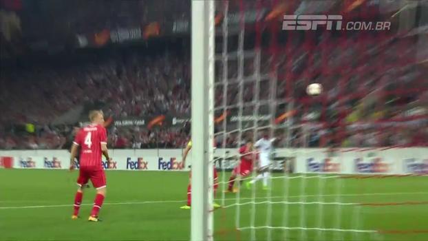 Europa League: Gol de Colônia 0 x 1 Crvena Zvezda