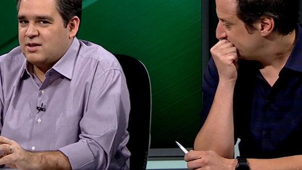 Bertozzi: 'Ficou claro que o Atlético-MG descansado tem condição de render muito mais'